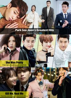 Park Seo Joon's Greatest Hits: Part 1