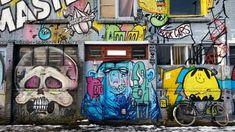 Graffiti, bicycle, transportation, bike, s hertogenbosch Infinity Art, Graffiti Artwork, Graffiti Wall, Freestyle Rap, Famous Artwork, Bicycle Lights, Wall Patterns, Free Stock Photos, Free Photos