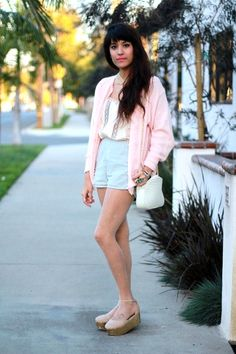 4. Edgy is Better - 7 Fashion Tips on How to Wear Pastels ... → Fashion