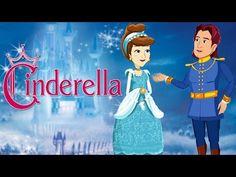 Cinderella | Full Movie | Cartoon Animated Fairy Tales For Kids | Princess Fairy Tales - YouTube