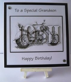 54 Ideas Birthday Card For Dad From Kids Letters Birthday Cards For Boys, Masculine Birthday Cards, Birthday Cards For Men, Handmade Birthday Cards, Greeting Cards Handmade, Masculine Cards, Cards For Men Handmade, Husband Birthday, 70th Birthday
