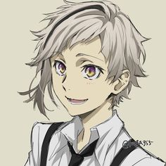 Dazai Bungou Stray Dogs, Stray Dogs Anime, Bungou Stray Dogs Characters, Anime Characters, Manhwa, Bungou Stray Dogs Atsushi, Dog Icon, Dazai Osamu, Angel Beats