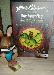 """Samys Lesestübchen: """" Der Feuerflug des Elfenkönigs ( Die Elfenkönig-T..."""