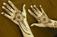 Simple Arabic Mehndi Designs For Hands Step by Step  #ArabicMehndi #BridalMehndi #SimpleArabic