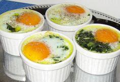 Medvehagymás tojásfészek