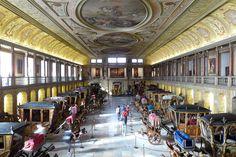 Museo dos Coches en Lisboa - http://www.absolutportugal.com/museo-dos-coches-en-lisboa/