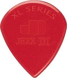 Dunlop Jazz III XL Guitar Picks 6-Pack by Jim Dunlop. $4.99