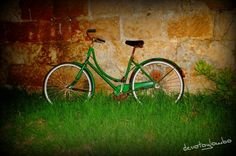 Menorca green bike