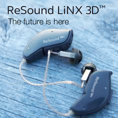 The future of Smart Hearing is here.