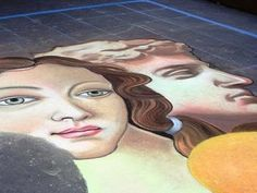 Images from the Italian Street Painting Festival