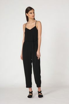 From effortless to elevated, we have women's dresses to suit all occasions. shop our dresses for an all in one style solutions, designed in Black Jumpsuit, Spring 2016, Suits, Shopping, Collection, Dresses, Design, Women, Style