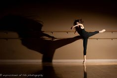 """""""Dancing with My Shadow"""""""