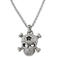 Swarovski, Silver, Jewelry, Enamel, Stainless Steel, Black, Jewlery, Women's, Money