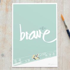 LOVELY free printable by Lisa Glanz.