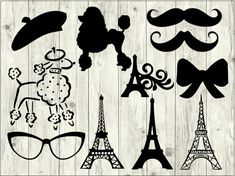 Check out our svg selection for the very best in unique or custom, handmade pieces from our digital shops. Paris Clipart, Paris Tower, Some Cards, Vinyl Cutter, Cricut Vinyl, Iron On Patches, Original Image, Easy Drawings, Cross Stitch Embroidery