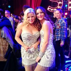Megan Hilty and Katharine McPhee  | #Smash
