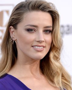 All Hollywood Actress, Most Beautiful Hollywood Actress, Most Beautiful Indian Actress, Hollywood Celebrities, Hollywood Stars, Amber Heard Sexy, Amber Heard Makeup, Most Beautiful Faces, Beautiful Celebrities