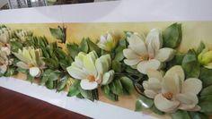 Süheyla's papertole flowers-SÜMBÜL ELDEL