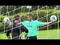 Goalkeeper Training - Club Brugge - Sander Krabbendam - YouTube