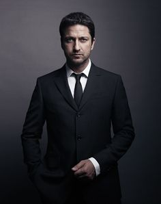 Gerard Butler by Kurt Iswarienko More