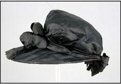 CW Lady's Bonnet 1770-1780