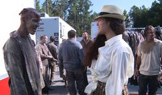 The Walking Dead Costume Designer Eulyn Wombie Interview