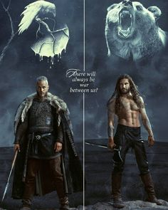 #travisfimmel #ragnar  yes, it's not period accurate in anyway, but dang it! It is very nice to look at!!