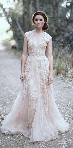 Vintage $150 Size: 10   New (Un-Altered) Wedding Dresses