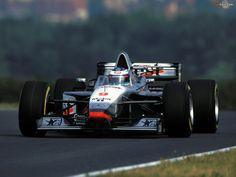1997 McLaren MP4/12 - Mercedes (Mika Hakkinen)