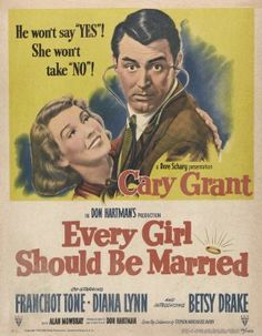 Top ten Cary Grant Movies of All time