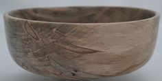 "Ambrosia Maple Wood Salad Bowl turned from one piece of wood making it perfect for an amazing salad bowl. The appearance constantly changes as it is turned. Perfect as a wedding gift or the new home owner. 10.5"" dia. X 5""H."