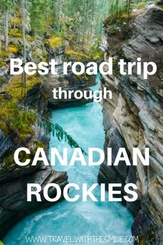 Parkway itinerary: a scenic drive from Lake Louise to Jasper One of the world's most scenic drives. Magnificent, that's the word that comes to my mind when I think of the Icefields Parkway. Road trip everybody loves! Alberta Canada, Vancouver, Canadian Travel, Canadian Rockies, Parc National, Banff National Park, Jasper National Park, Canada National Parks, Lac Louise
