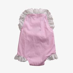 Cute Newborn Infant Baby Girl Ruffles Bowknot Lace Romper Jumpsuit Sunsuit Toddler One-Pieces Outfits Clothes #Affiliate