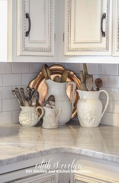 New Creative DIYs for Your Kitchen #diykitchen