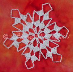 Snowcatcher: Snowflake Monday - free crochet pattern