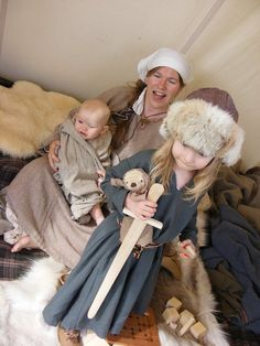 Viking_family_by_soullostatsea_large