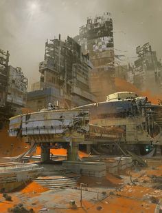 Mars Transit by Dorje Bellbrook