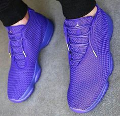Purple Jordan Future