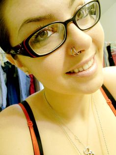 My double nose rings