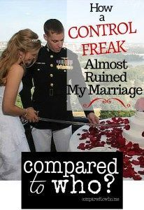 #Marriage #truth for Christian women who wonder how to #improve their marriages. SO, so good. This will #makeadifference. #Comparedtowho