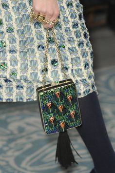 Best Bags From New York Fashion Week's Fall 2013 Runways- Tory Burch