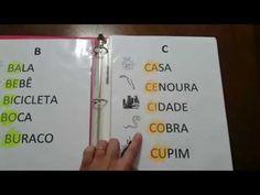 Dificuldade em atividades de leitura, escrita e construção de palavras? Veja este vídeo! - YouTube