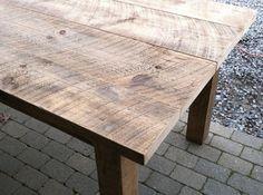 HOMESLICE: DIY Friday: Make New Wood Look Aged