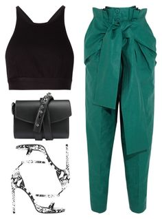Pleats by kimeechanga on Polyvore featuring polyvore, fashion, style, Jonathan Saunders, T By Alexander Wang, Yves Saint Laurent, Loes Vrij, women's clothing, women's fashion, women, female, woman, misses and juniors
