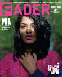 MIA - Fader