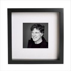 Robert Redford custom framed and mounted portrait by DivasAndIcons