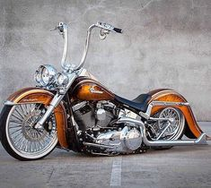 Motorcycle Paint Jobs, Motorcycle Types, Motorcycle Bike, Classic Motorcycle, Vintage Bikes, Vintage Motorcycles, Custom Motorcycles, Custom Bikes, Harley Softail