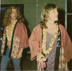 Robert Plant & John Paul Jones | Led Zeppelin