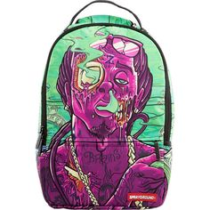 Sprayground Young Zombie Backpack | Cash Zombie