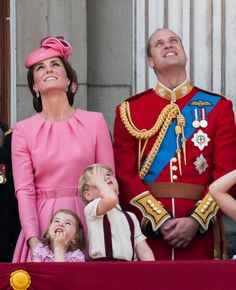 Trooping the Colour (the Queen's birthday parade) is a favourite event in the royal calendar, especially with young Princes & Princesses. ...